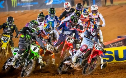 Supercross : les finales d'Atlanta 2 en images