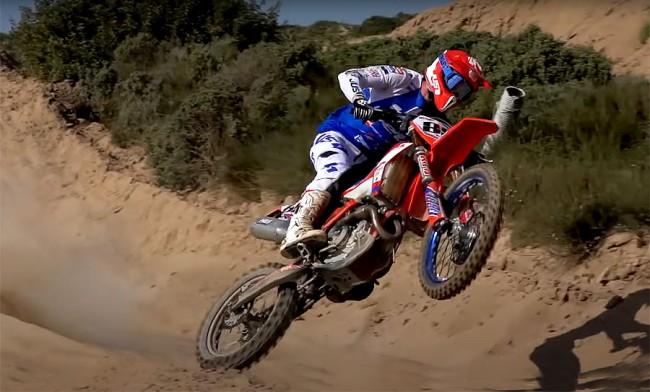 """MXGP : Jeremy Van Horebeek et le team Beta SDM Corse Racing ouvrent la série """"Road to 2021"""""""