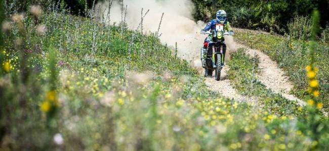 Lorenzo Santolino remporte la première étape du rallye d'Andalousie