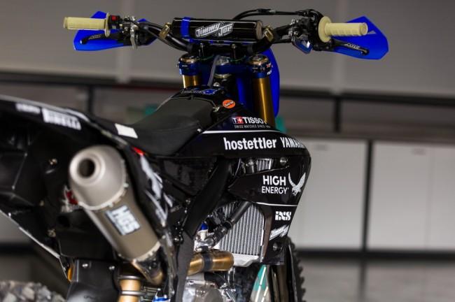 Photos : les hommes et les machines du team Hostettler Yamaha Racing en images