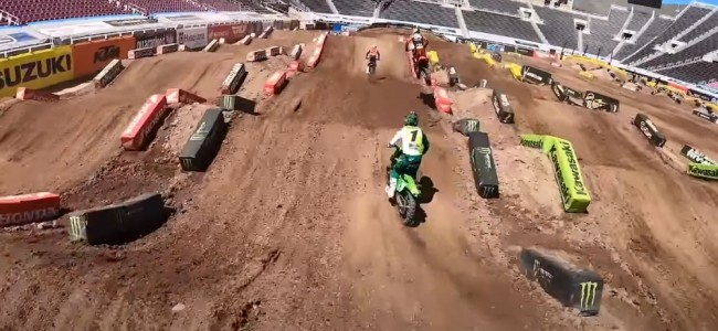 Vidéo : à bord de la Yamaha de Malcolm Stewart sur la piste de SLC2