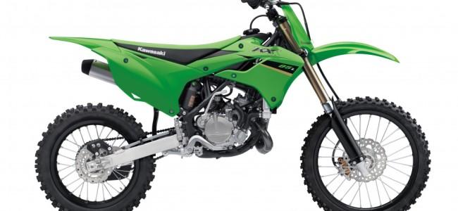 Kawasaki cross 2022 : les prix pour la Belgique