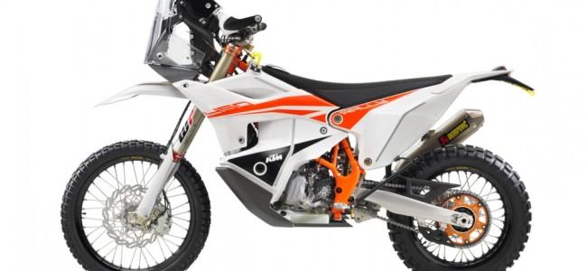 La nouvelle KTM Rally Factory Replica : repousser les limites
