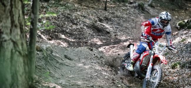 EnduroGP : doublé pour Freeman, Magain monte à nouveau sur le podium