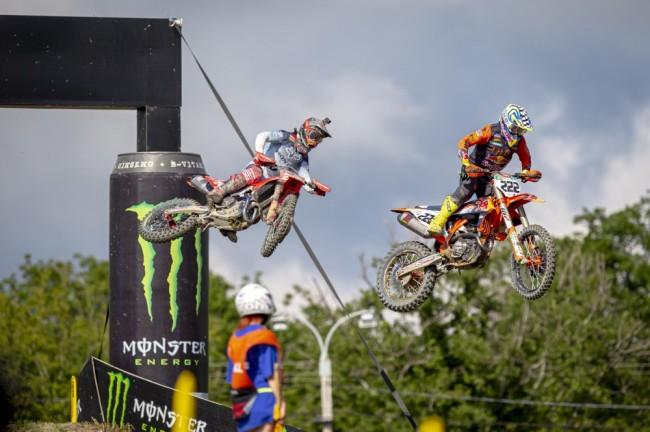 MXGP : le replay intégral du GP de Russie commenté en Français