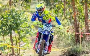 Michaël Vukcevic raconte la première journée de la saison EnduroGP d'Antoine Magain