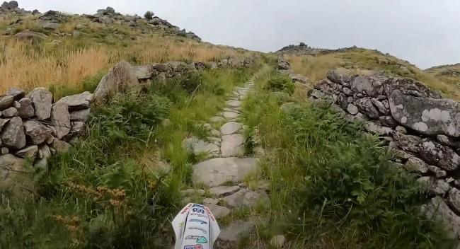 EnduroGP au Portugal : le tracé en images