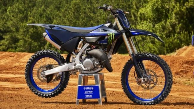 La Yamaha YZ125 fait peau neuve