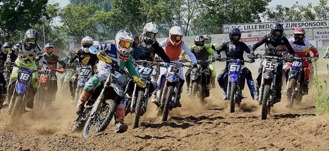 Photos : motocross FPCNA à Lille