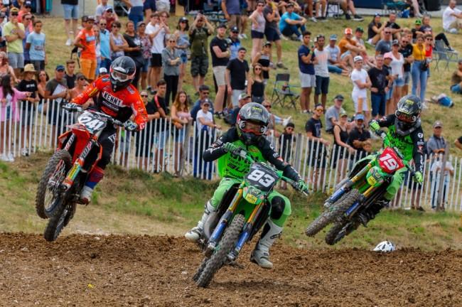 Junior : Malgré une pénalité, Lucas et Sacha Coenen montent sur le podium à Castelnau