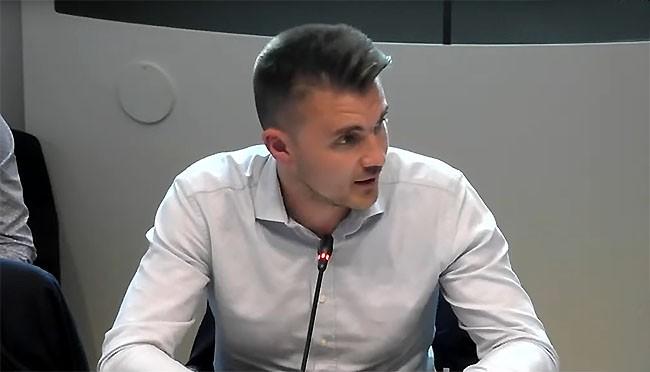 MoToDev invitée à exposer la problématique des circuits au Parlement de Wallonie