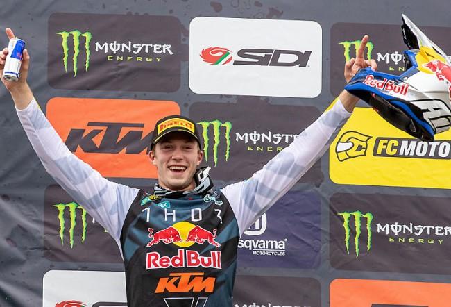 Maggiora : premier succès en GP pour Mattia Guadagnini, Jago Geerts sur le podium