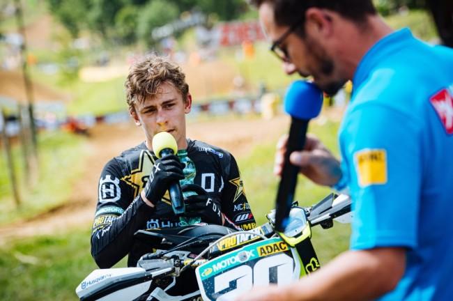Maxime Grau s'impose, Liam Everts dans le top-5 en Allemagne