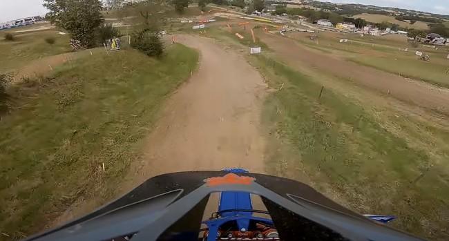 24MX Tour : la piste de Castelnau-de-Lévis en caméra embarquée
