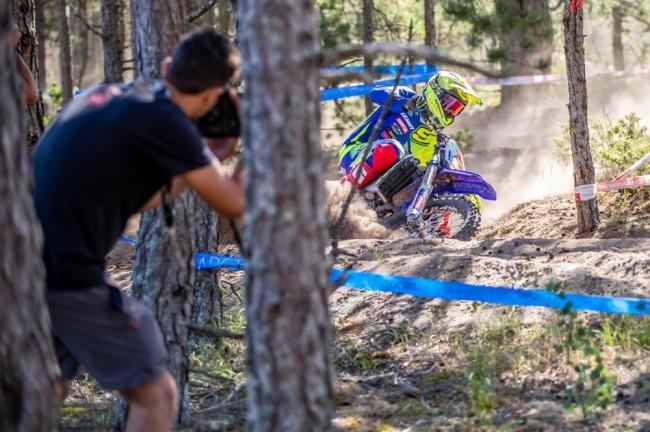 EnduroGP en Estonie : podiums dans toutes les catégories pour le team Sherco Racing Factory