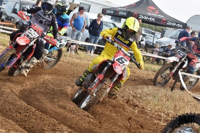 Photos : motocross VMCF à Attenhoven