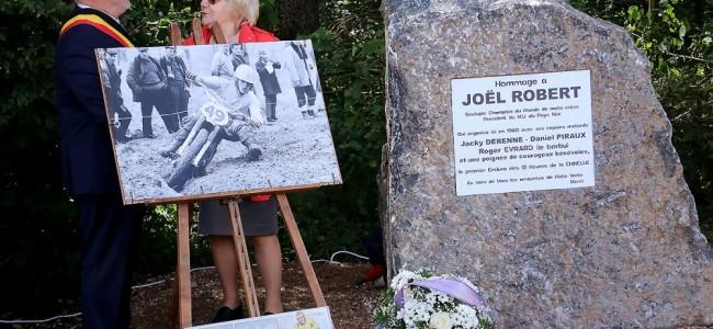 Un hommage rendu à Joël Robert ce samedi à la Chinelle