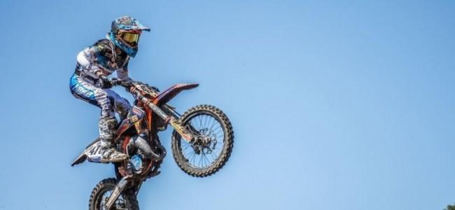 EMX en Slovaquie : Jarne Bervoets dans le top-5 en 85cc