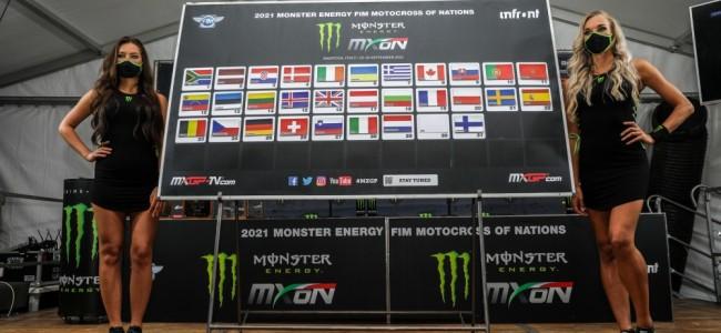 MX des Nations : le tirage au sort peu favorable à la Belgique
