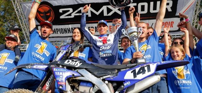 24MX Tour : Maxime Desprey à l'arrachée