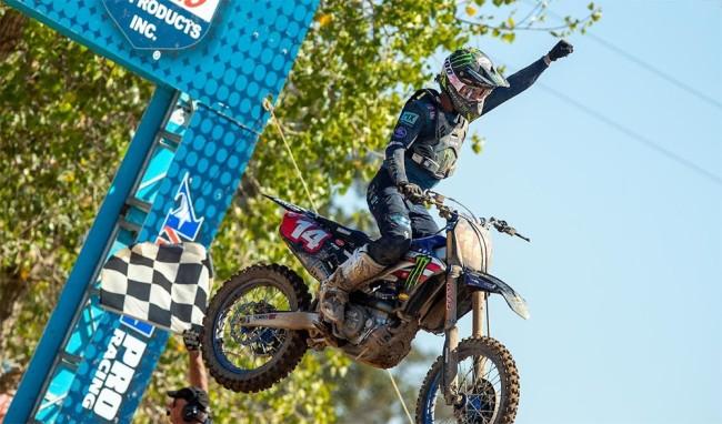 Dylan Ferrandis termine la saison US sur une victoire