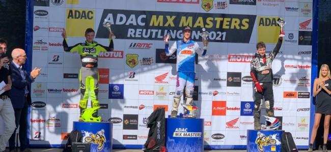Liam Everts remporte la finale du championnat ADAC