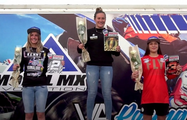 Vidéo : Amandine Verstappen s'impose sur le championnat de France féminin à Clastres