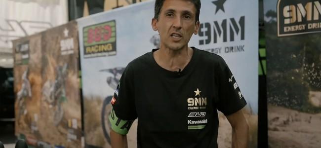 Vidéo : dans les coulisses du team Bud Racing Kawasaki