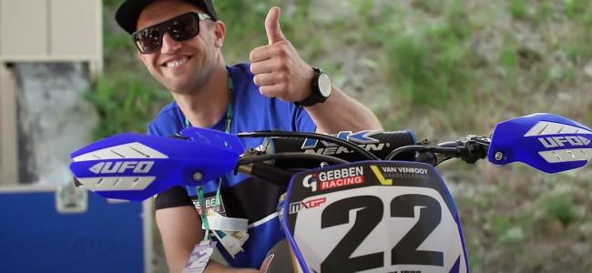 Vidéo : le team Gebben Van Venrooy Yamaha sur le GP de Turquie