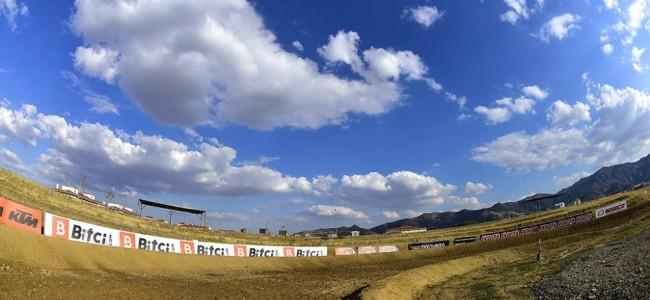 MXGP en Turquie : un tour de la piste d'Afyon