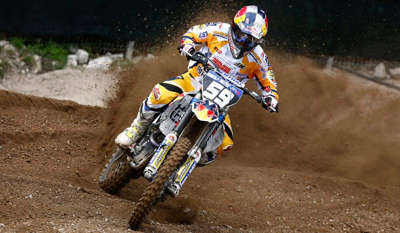 Aleksandr Tonkov: un GP moyen mais il est content de sa vitesse