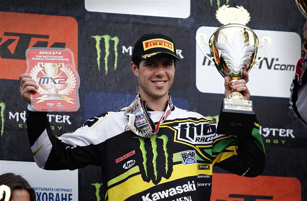 Arnaud Tonus: il veut gagner le GP des Pays-Bas!