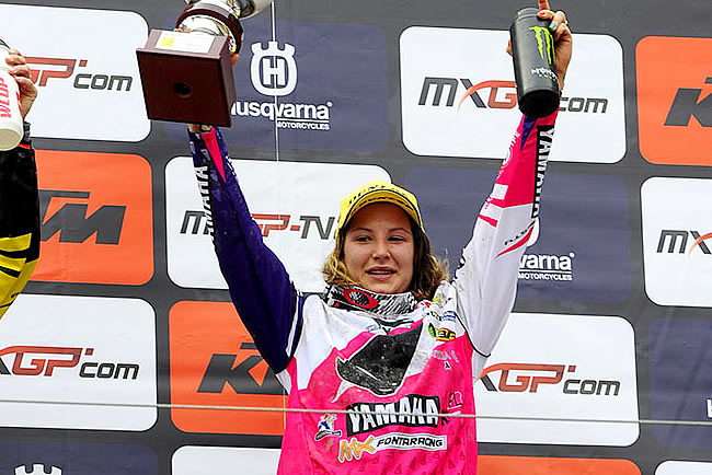Kiara Fontanesi saura-t-elle oublier ses années 'Yamaha'?