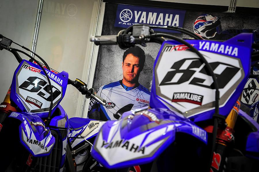 Jérémy ne regrette pas d'avoir choisi Yamaha !