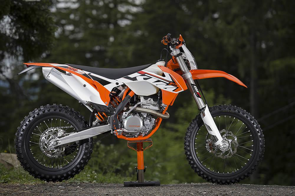 Les KTM 2015 enduro seront à l'essai le 18 octobre à Honville !