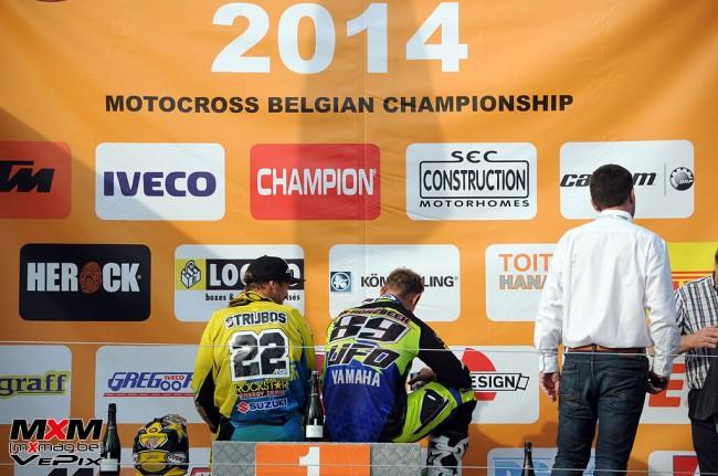 """Cinq à 6 épreuves """"d'élite"""" aux côtés d'un calendrier 100% amateur. Le futur du motocross en Belgique ?"""
