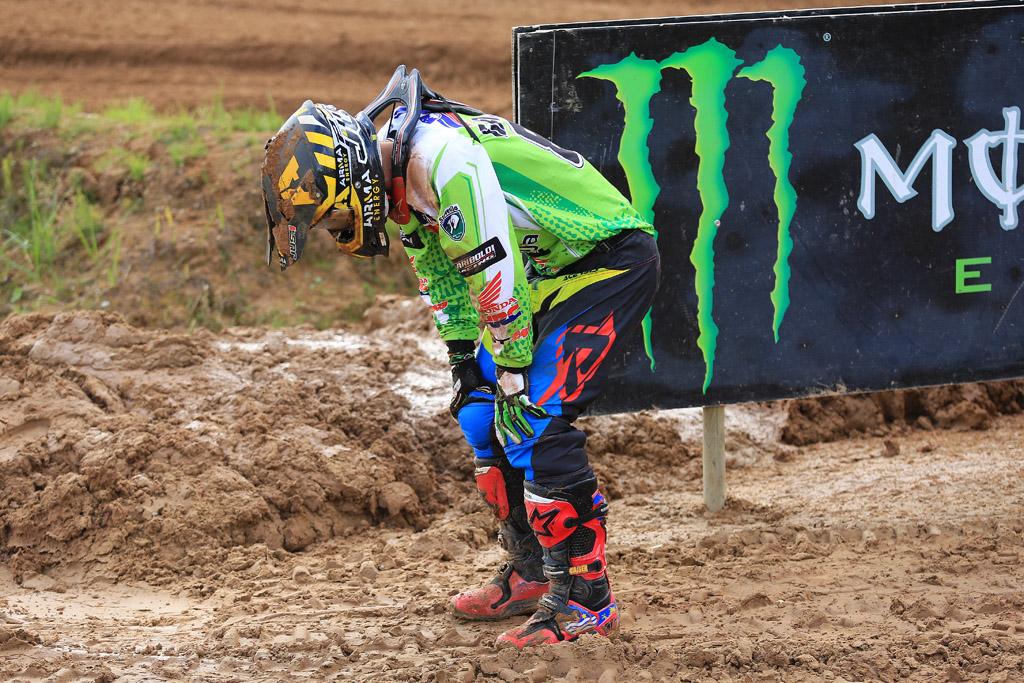 On avait eu peur pour Tim Gasjer lors du dernier Motocross des Nations