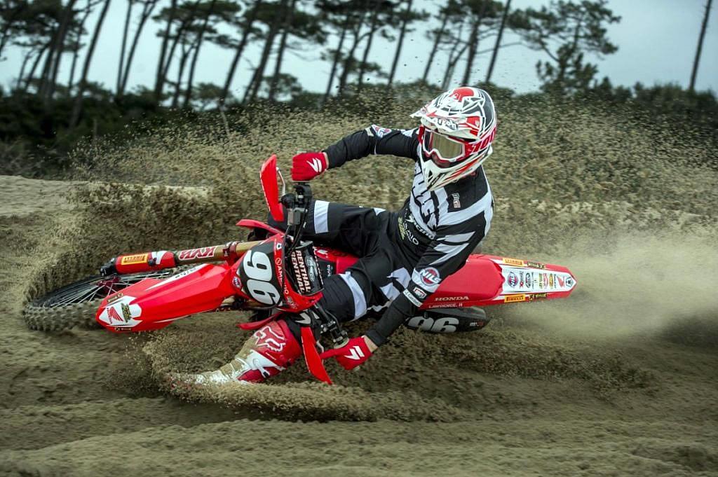 Photos : le team 114 Motorsports Honda | Motocross - Enduro ...