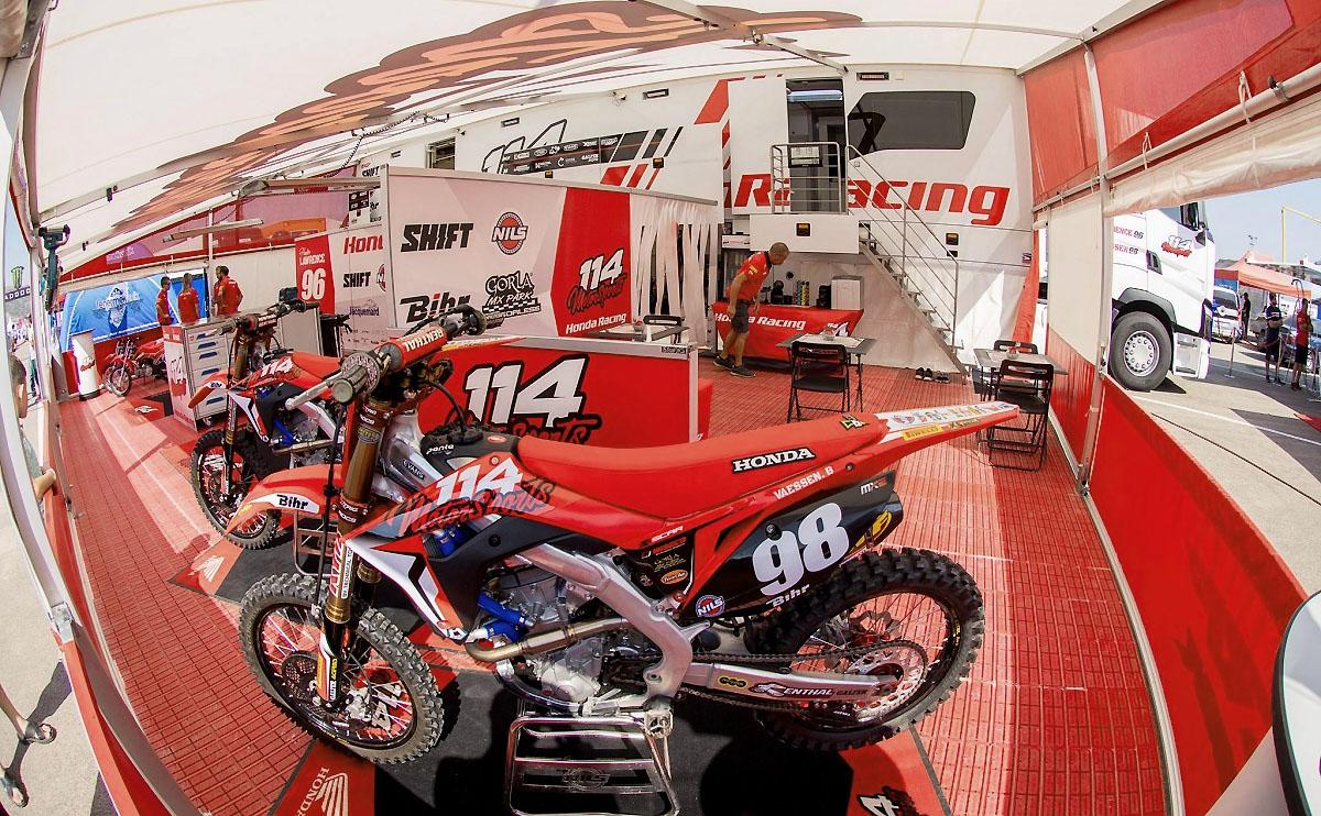 Quels pilotes pour le team 114 Motorsports ? | Motocross - Enduro ...