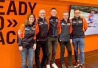 Jeffrey Dewulf en Allemagne, en Hollande et en Belgique avec KTM Belgique et Motorshop Desmet