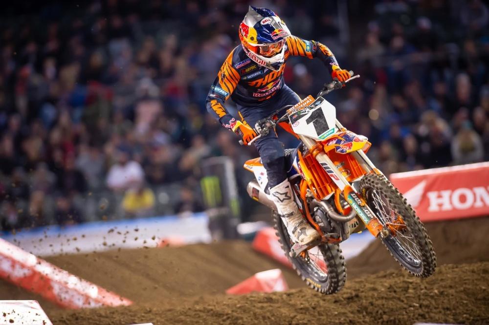 Supercross : Cooper Webb, enfin ! | Motocross - Enduro - Supermoto ...