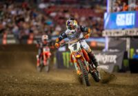 Supercross US à Tampa: les meilleurs moments en images