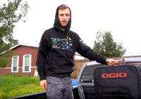 Vidéo : qu'il y a-t-il dans le sac de Justin Cooper ?