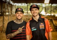 Jeffrey Herlings rencontre le gamer Ricardo Pacheco