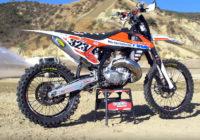 Vidéo : KTR, une 500cc 2-temps moderne