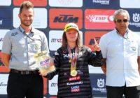 Courtney Duncan sacrée sportive de l'année en Nouvelle-Zélande