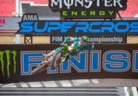 Vidéo : les meilleurs moments de la finale 450 du SX de Salt Lake City
