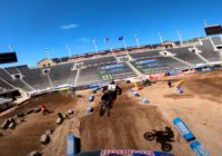 Vidéo : la piste de Salt Lake City 2 avec Ken Roczen