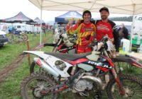 Klutz et Fraikin placent la Rieju 300 à la 7ème place du Honville Cross-Country