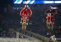 Supercross US : les finales de Houston en images